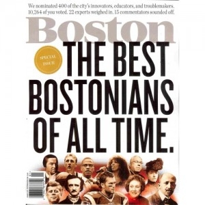 Boston best of cover