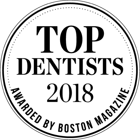 Boston Magazine 2018 Top Dentist