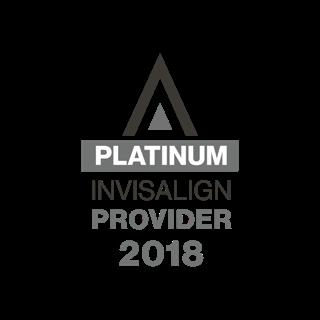 Invisalign 2018 Platinum Provider