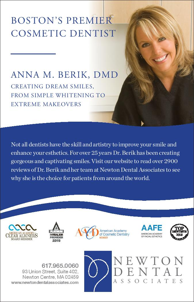 Dr. Anna Berik Top Dentist